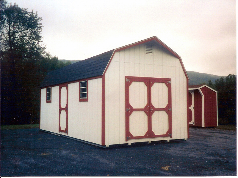 Wall Barn