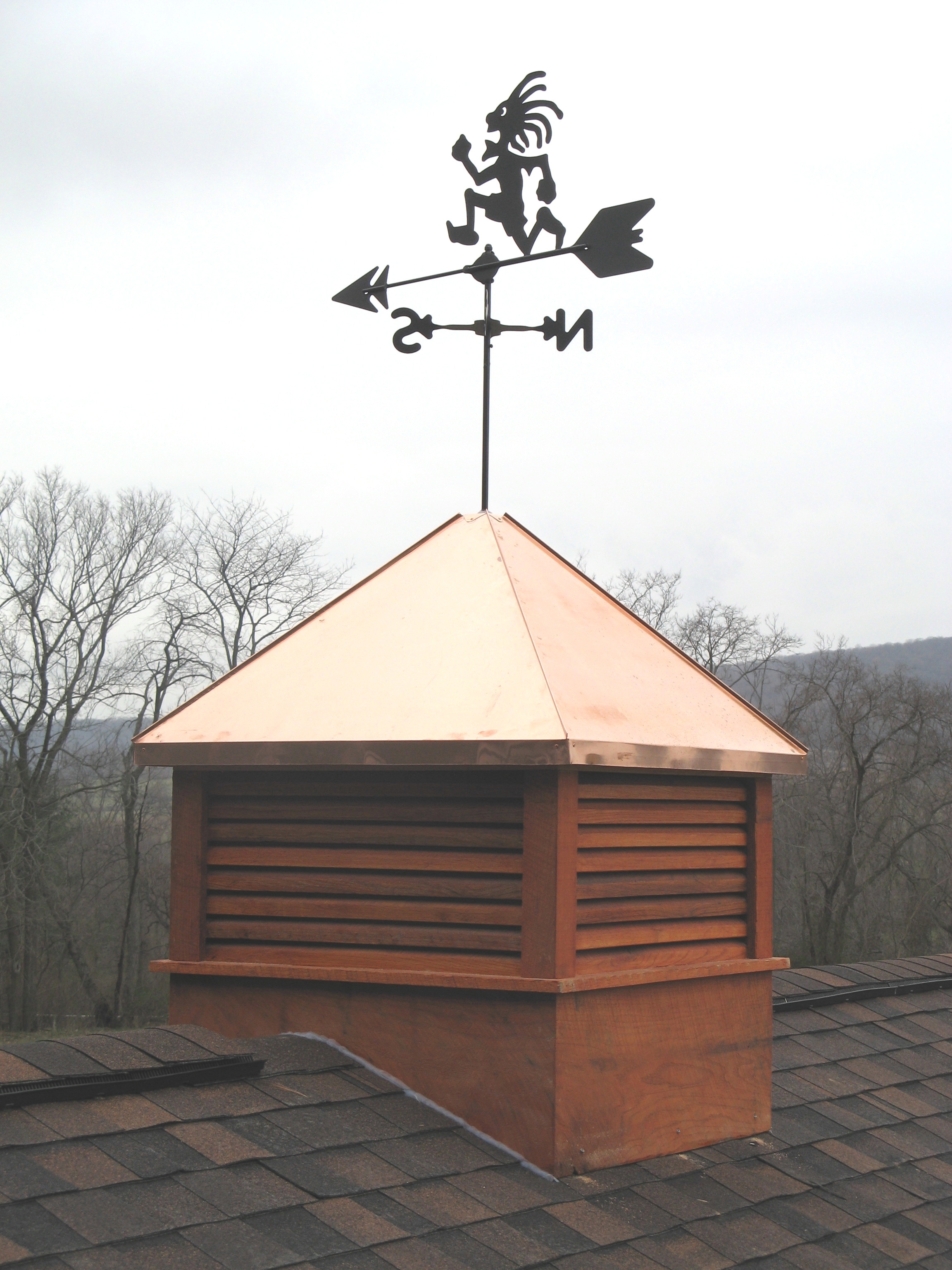 Cupolas myers barn shop for Shed cupola